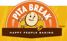 FREE Pita Break Product of Your Choice!