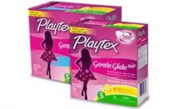 Playtex Coupons -Save $1.00 on tampons(Printable Canada)