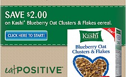 *** HURRY *** FREE Kashi Blueberry Oat Clusters & Flakes Cereal!! GO! GO! GO!