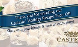 **Hurry 2 Days Left To Win $25 In Castello Grocery Vouchers!