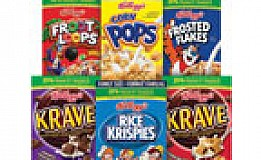 Kelloggs Coupons Save Over $7.00 ( Mailed Canada)