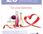 London Drugs Valentines Coupon – $20 Instant Savings!