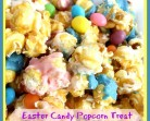 Easter Popcorn Treat Recipe