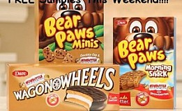 Dare FREE Samples Morning Snack & Wagon Wheels(Today)